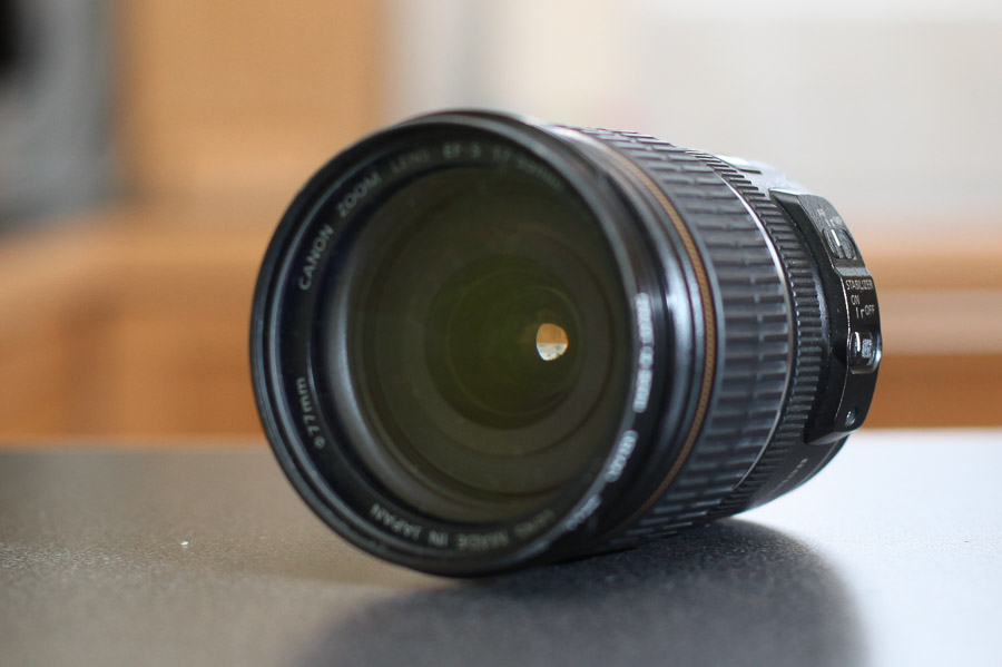 For Sale: Canon EF-S 17-55mm f/2.8 IS USM