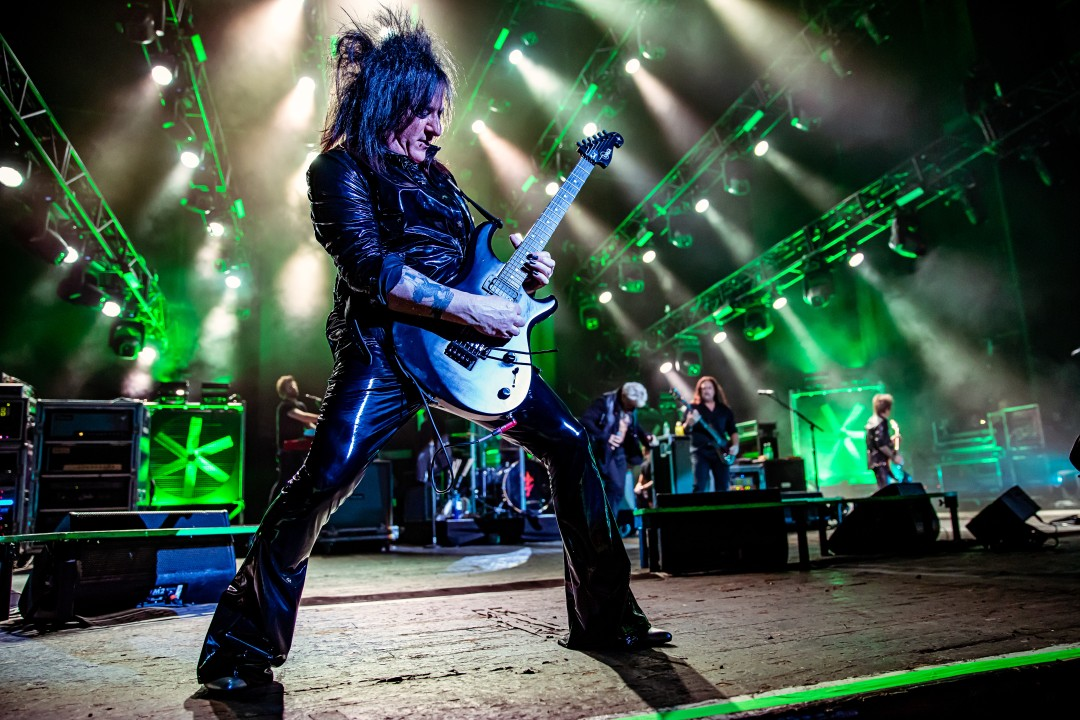 Steve Stevens (Billy Idol - Guitarist)